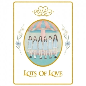 "[PRE-ORDER] GFRIEND - 1st Album ""LOL"" (LOTS OF LOVE VER.)"