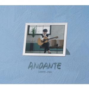 """[PRE-ORDER] JUNG SUNG HA - 8th Album """"ANDANTE"""""""