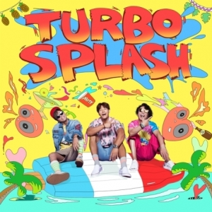 "[PRE-ORDER] TURBO - 1st Mini Album ""TURBO SPLASH"""