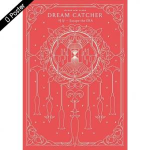 """[PRE-ORDER] DREAM CATCHER - 2nd Mini Album """"악몽-ESCAPE THE ERA"""" (INSIDE VER.)"""
