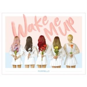 "[PRE-ORDER] MARMELLO - 1st EP Album ""WAKE ME UP"""