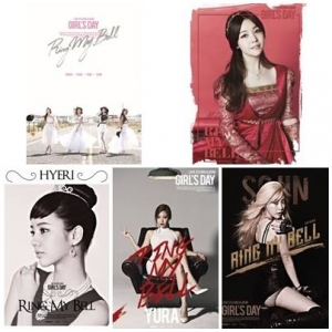 "[PRE-ORDER] Girl's Day - 2nd Album ""LOVE"" (เลือกปกได้)"