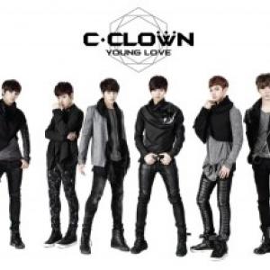 """[PRE-ORDER] C-Clown - 2nd Mini Album """"Young Love"""""""