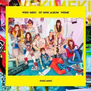 """[PRE-ORDER] WEKI MEKI - 1st Mini Album """"WEME"""""""