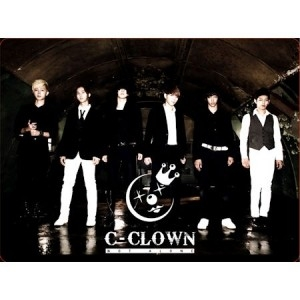"[PRE-ORDER] C-Clown - 1st Mini Album ""Not Alone"""