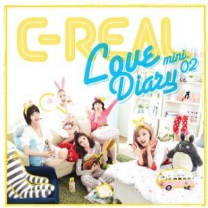 "[PRE-ORDER] C-Real - 1st Mini Album Love Diary ""조마 조마 (Joma Joma)"""