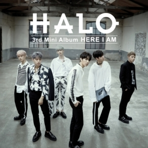 "[PRE-ORDER] HALO - 3rd Mini Album ""HERE I AM"""