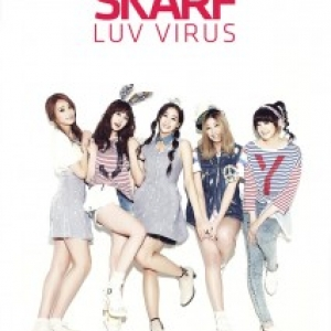 "[PRE-ORDER] Skarf - 1st Mini Album ""Luv Virus"""