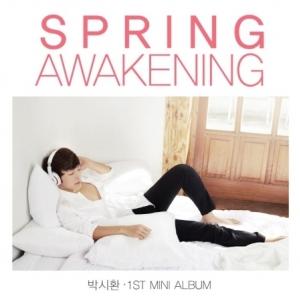 "[PRE-ORDER] PARK SI HWAN - 1st Mini Album ""SPRING AWAKENING"""