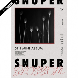 "[PRE-ORDER] SNUPER - 5th Mini Album ""BLOSSOM"""