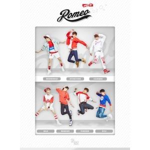 """[PRE-ORDER] Romeo - 2nd EP Album """"Zero in"""""""