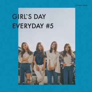 """[PRE-ORDER] GIRL'S DAY - 5th Mini Album """"GIRL'S DAY EVERYDAY #5"""""""