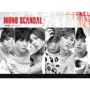 """[PRE-ORDER] U-KISS - 9th Mini Album """"MONO SCANDAL"""""""