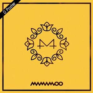 "[PRE-ORDER] MAMAMOO - 6th Mini Album ""YELLOW FLOWER"""