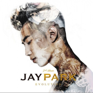 "[PRE-ORDER] JAY PARK - 2nd Album ""Evolution"""