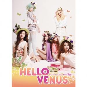 """[PRE-ORDER] HELLOVENUS - 1st Mini Album """"VENUS"""""""