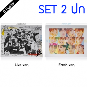 "[PRE-ORDER] THE BOYZ - 1st Mini Album ""THE FIRST"" (SET 2 ปก)"