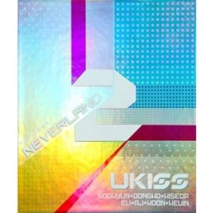 "[PRE-ORDER] U-KISS - 2nd Album ""NEVERLAND"""