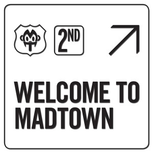 "[PRE-ORDER] MADTOWN - 2nd Mini Album ""Welcome to MADTOWN"""
