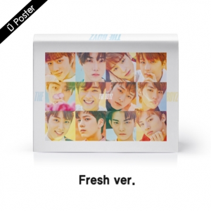 "[PRE-ORDER] THE BOYZ - 1st Mini Album ""THE FIRST"" (FRESH Ver.)"