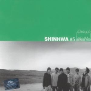 "[PRE-ORDER] SHINHWA - 5th Album ""PERFECT MAN"""