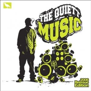 """[PRE-ORDER] THE QUIETT - 1st Album """"MUSIC"""" (2006 REISSUE EDITION)"""
