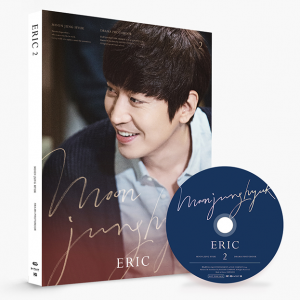 """[PRE-ORDER] ERIC - Another Oh Haeyoung """"ERIC 2"""" Drama Photobook (Cover B)"""