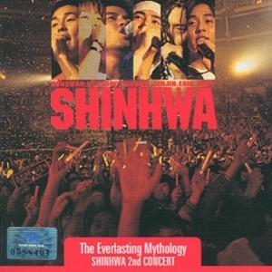 "[PRE-ORDER] SHINHWA - 2003 2nd LIVE CONCERT ""The Everlasting Mythology"""