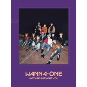 """[PRE-ORDER] WANNA ONE - To Be One Prequel Repackage """"1-1=0 (NOTHING WITHOUT YOU)"""" (WANNA Ver.)"""