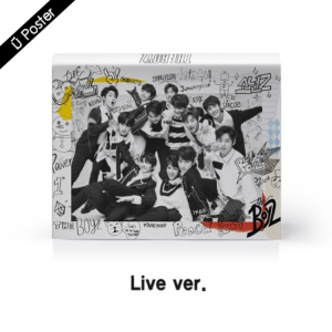 "[PRE-ORDER] THE BOYZ - 1st Mini Album ""THE FIRST"" (LIVE Ver.)"