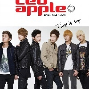 """[PRE-ORDER] Led Apple - 2nd Single Album """"Time is Up"""""""