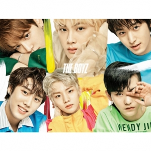 "[PRE-ORDER] THE BOYZ - 2nd Mini Album ""THE START"" (A Ver. - Limited Edition)"