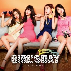 """[PRE-ORDER] Girl's Day - 1st Album """"Expectation"""""""