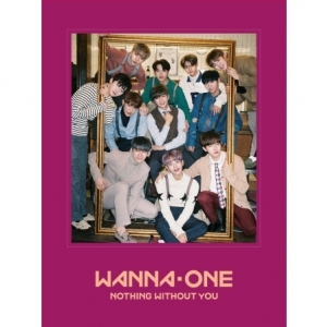 """[PRE-ORDER] WANNA ONE - To Be One Prequel Repackage """"1-1=0 (NOTHING WITHOUT YOU)"""" (ONE Ver.)"""