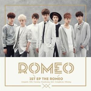 "[PRE-ORDER] Romeo - 1st EP Album ""The ROMEO"""