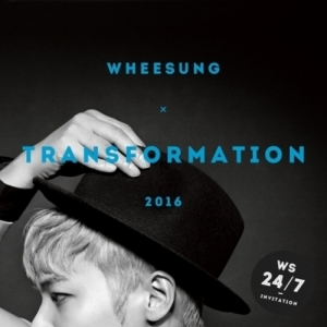 "[PRE-ORDER] Wheesung - Mini Album ""TRANSFOMATION"""