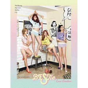 "[PRE-ORDER] BESTie - 2nd Mini Album ""Love Emotion"""