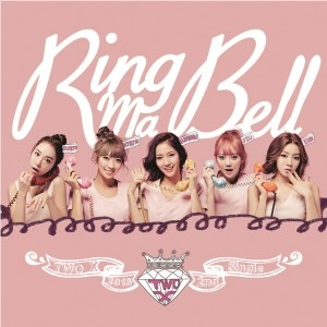 """[PRE-ORDER] Two X - 2nd Single Album """"Ring Ma Bell"""""""