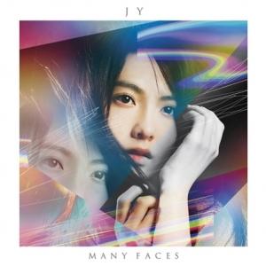 "[PRE-ORDER] JY (KANG JI YOUNG) - 1st Album ""MANY FACES"""
