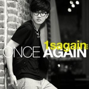 """[PRE-ORDER] 1SAGAIN - 1st Album """"ONCE AGAIN"""""""