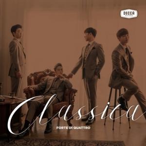 """[PRE-ORDER] FORTE DI QUATTRO - 2nd Album """"CLASSICA"""""""