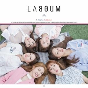 "[PRE-ORDER] LABOUM - 4th Single Album ""FRESH ADVENTURE"""