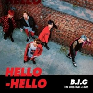 """[PRE-ORDER] B.I.G - 6th Single Album """"HELLO HELLO"""""""