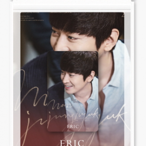 """[PRE-ORDER] ERIC - Another Oh Haeyoung """"ERIC 2"""" Drama Kihnobook (Cover B)"""