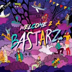"""[PRE-ORDER] BASTARZ (BLOCK B) - 2nd Mini Album """"WELCOME 2 BASTARZ"""""""