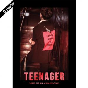 """[PRE-ORDER] SAMUEL - 2nd Mini Album Repackage """"TEENAGER"""""""