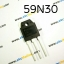 T228:59N30. N-Channel MOSFET 300V/59A thumbnail 1