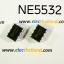 NE5532 NE5532P NE5532N DIP-8 thumbnail 1