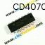 CD4070 DIP-14 CD4070BE IC logic thumbnail 1