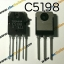 C5198 Power Amplifiers 140V 10A 100W thumbnail 1